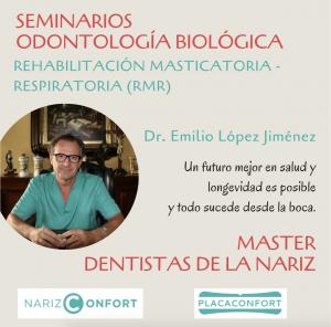 Seminarios Odontología Biológica - Rehabilitación Masticatoria Respiratoria (RMR)
